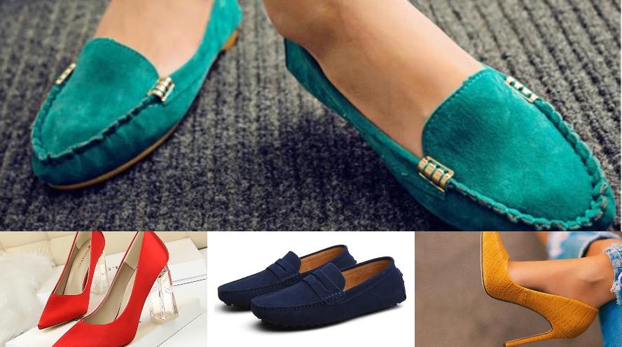 Aliexpress mocasines y zapatos por menos de 20€ para lucir genial por muy poco