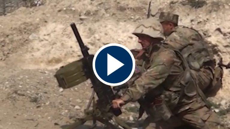 Los choques entre Azerbaiyán y Armenia se lleva 31 militares