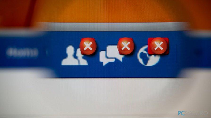 Facebook y sus notificaciones