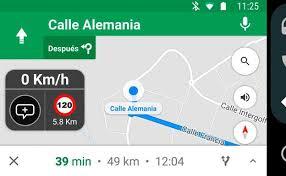 Google Maps y los radares de la DGT