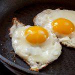 Cómo disfrutar de un huevo frito sin engordar un solo gramo
