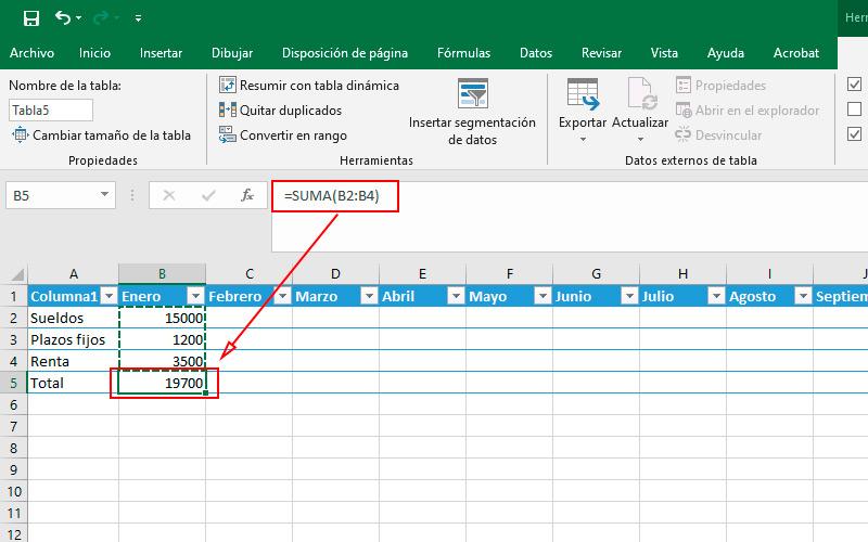Las mejores fórmulas de Excel