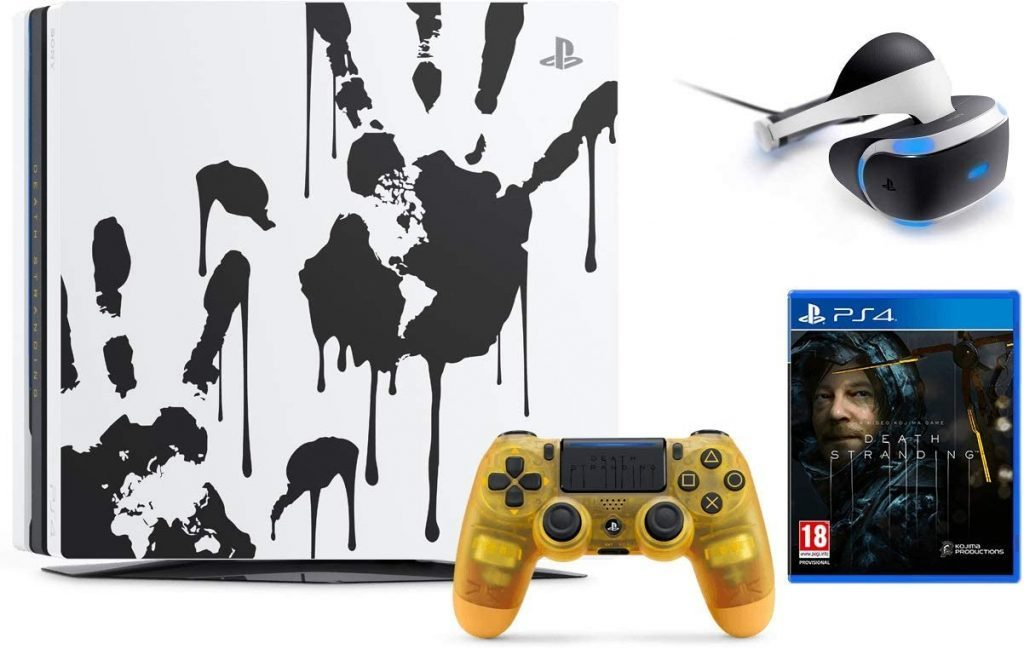 PS4 Pro Death Stranding Edition