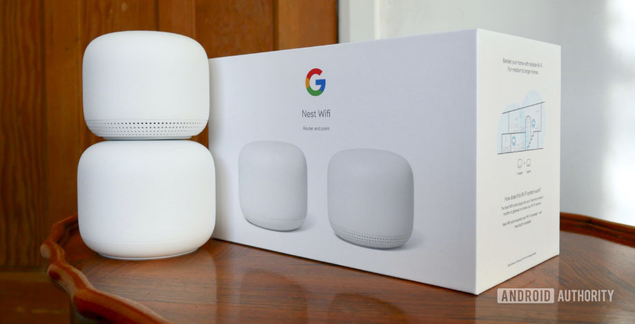 ¿Qué traen los routers de Google?