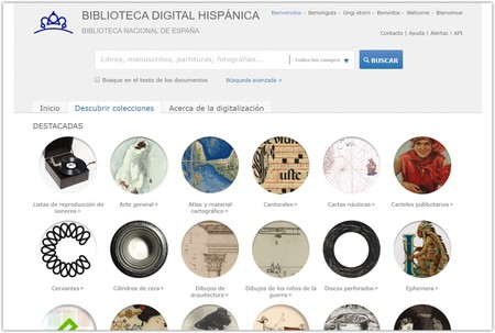 biblioteca digital hispanica libros gratis