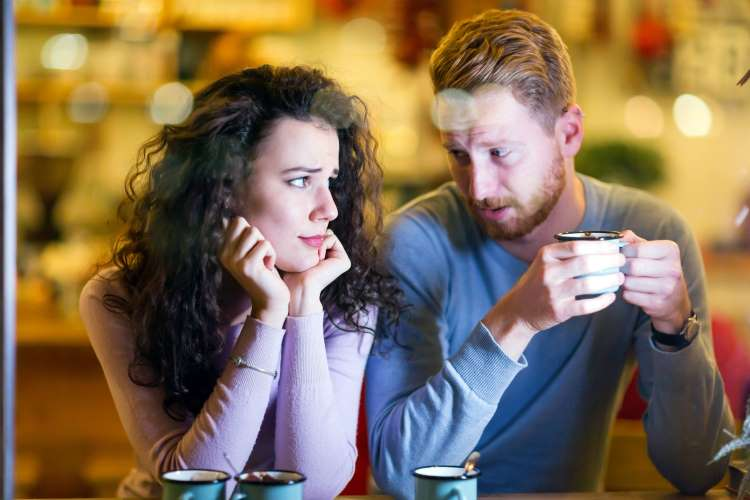 comportamiento pareja