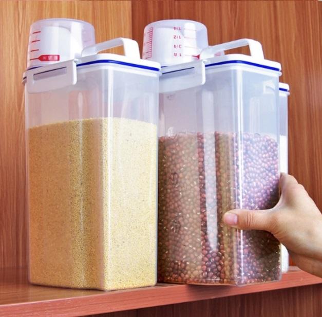 contenedores para alimentos