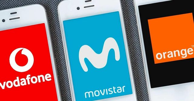 Movistar, Vodafone, Orange y los datos ilimitados