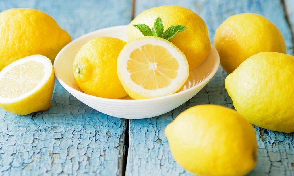 dieta de la limonada limones