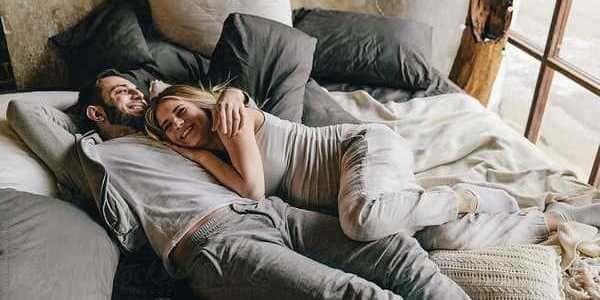 disfrutar cama