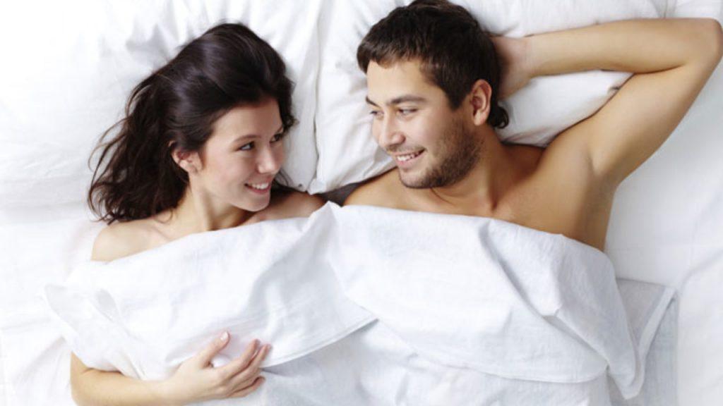 frecuencia sexo pareja
