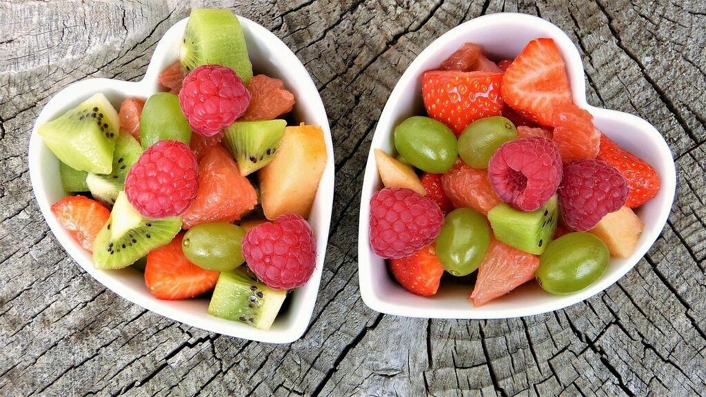 Frutas-calorías