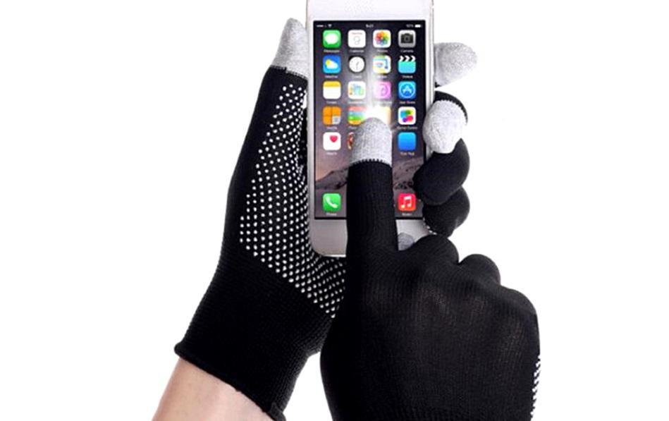 guantes táctiles