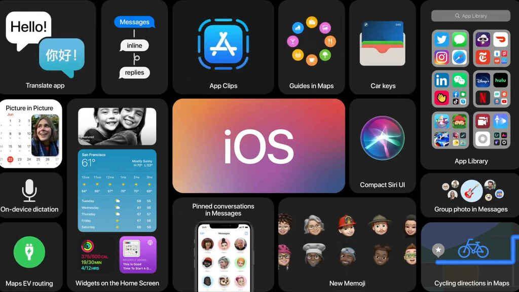 Dale tu toque al iOS 14 en iPhone