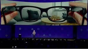 Llegan las gafas de realidad aumentada