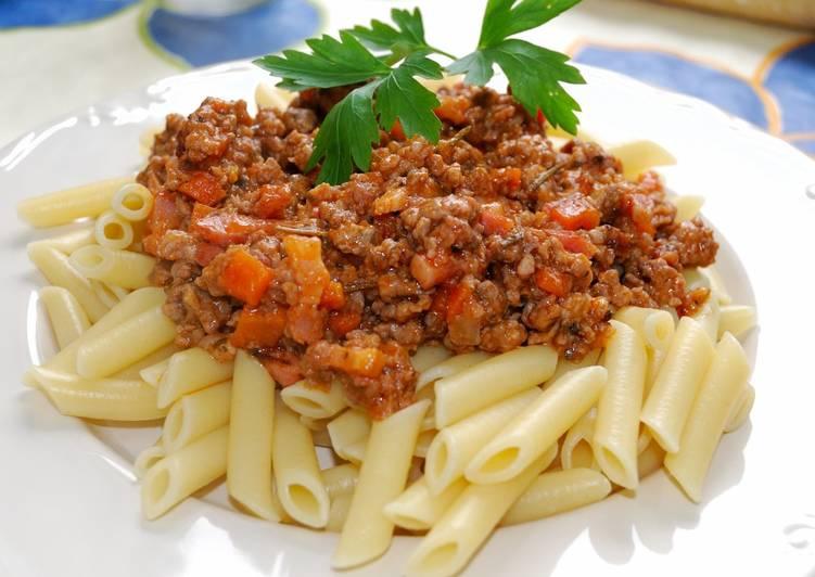 macarrones-con-salsa-boloñesa