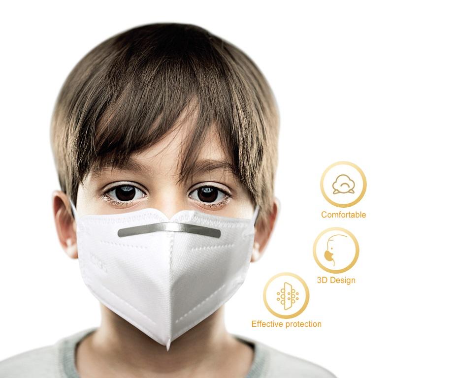 mascarillas infantiles ffp2