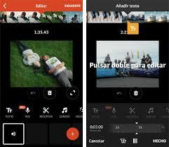 Otras aplicaciones para editar vídeos