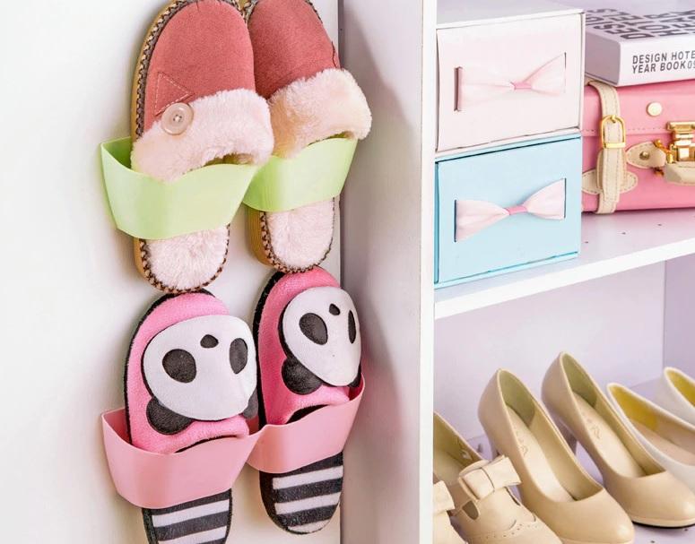 soporte para zapatillas