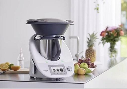 Thermomix- robot de cocina