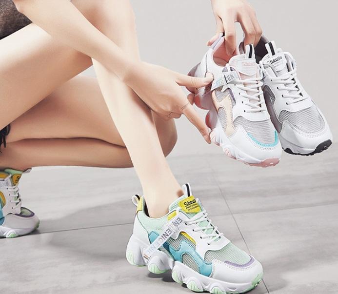 zapatillas para ella