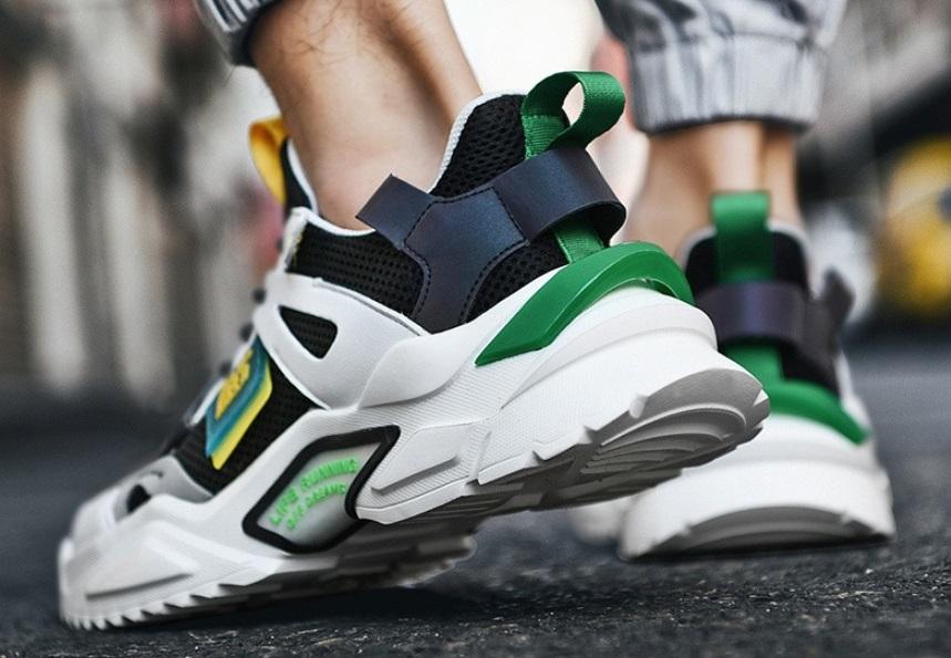 zapatillas para ellos
