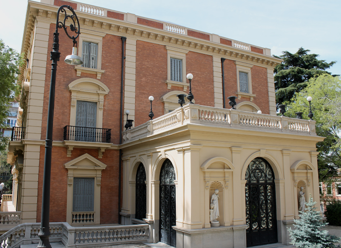 MUSEO LÁZARO GALDIANO,UNO DE LOS MUSEOS DE OBLIGADA VISITA EN MADRID