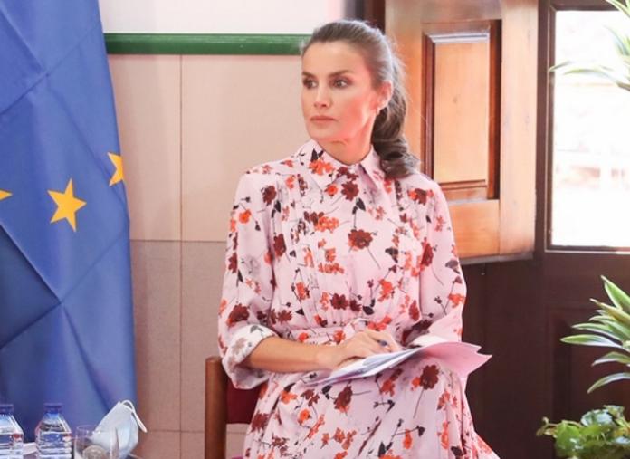 Las 'artimañas' de Letizia para caer mejor al pueblo español
