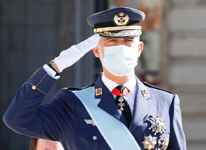 Errores de protocolo de Felipe VI que no creerás que ha cometido