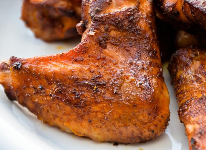 La mejor receta de pollo al horno para que salga jugoso