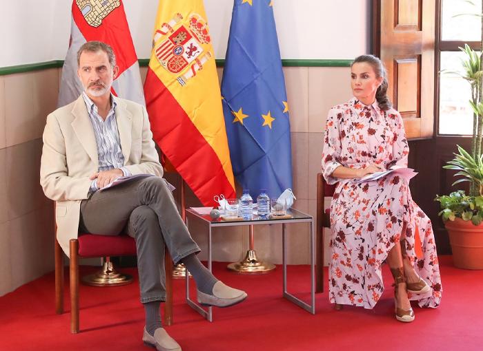 LETIZIA DEJARÍA DE SER REINA DE ESPAÑA
