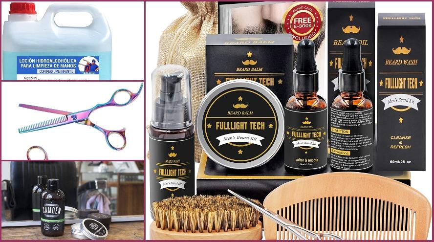 Amazon ofertas de hoy en parafarmacia, peluquería y cuidado barba ( 23 octubre)