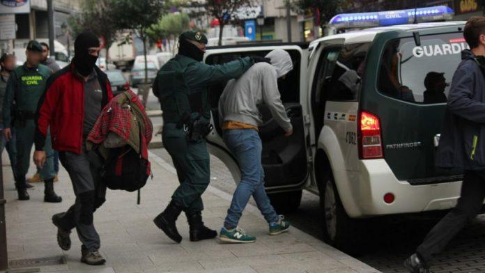 La Audiencia Nacional juzga a 12 independentistas gallegos por enaltecer el terrorismo
