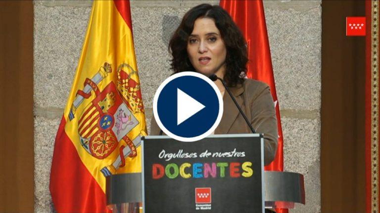 Ayuso cerrará Madrid solo los puentes de noviembre