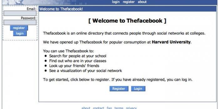 Así nació Facebook