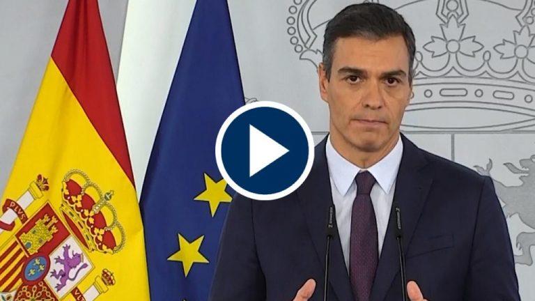 """Sánchez se marca un nuevo objetivo tras asegurar lo """"grave"""" que es la situación"""