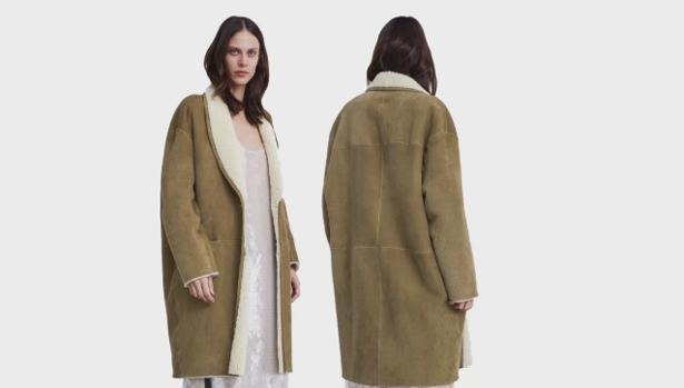 Los abrigos de la nueva colección de Zara que causan furor