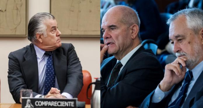 PP Gürtel, PSOE-A EREs, corrupto