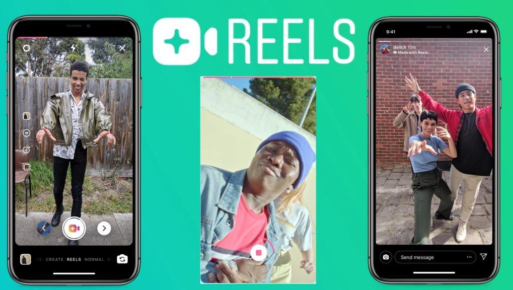 Las nuevas funciones de Instagram Reels que ha copiado de TikTok
