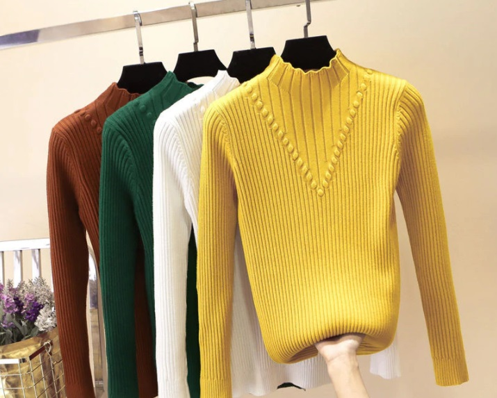 jersey color liso