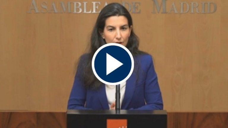 Monasterio no apoya la propuesta de cerrar perimetralmente Madrid