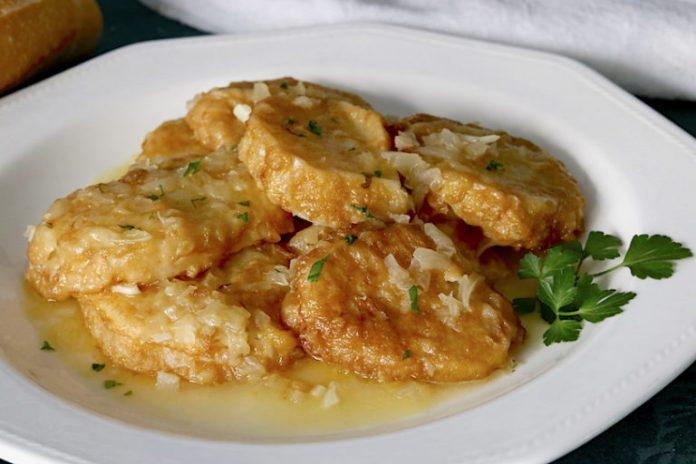 patatas a la importancia receta