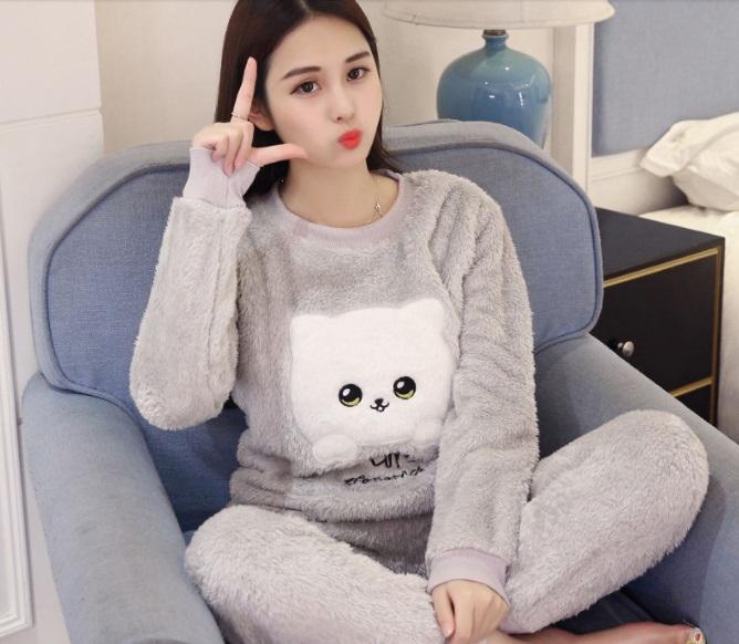 pijama franela chica