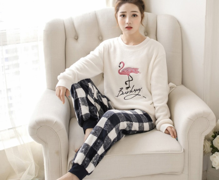 pijamas de cuadros