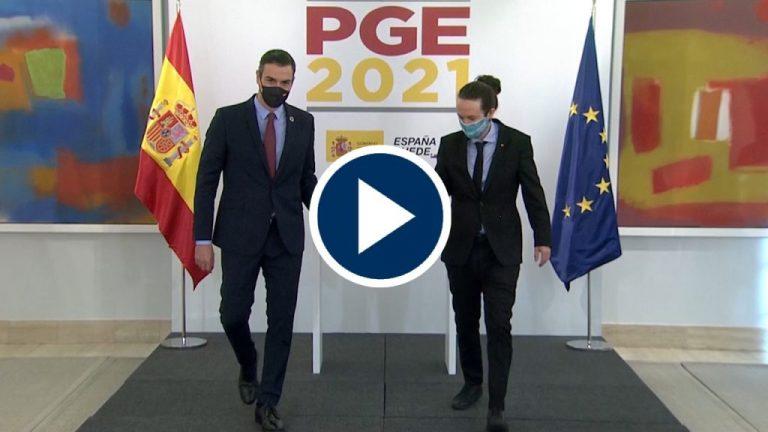 Así han reaccionado partidos y asociaciones a la presentación de los PGE