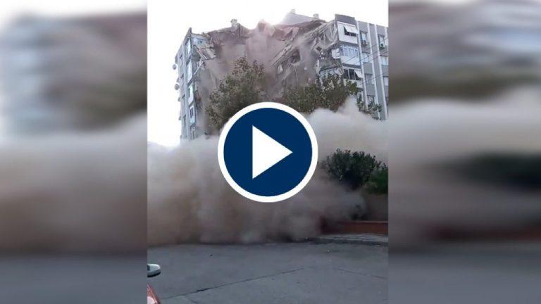 Un fuerte seísmo de magnitud 7.0 sacude a Grecia y Turquía