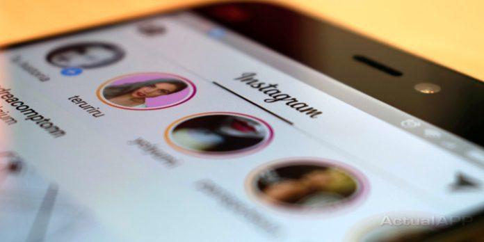 Cómo publicar varias fotos en una misma historia de Instagram