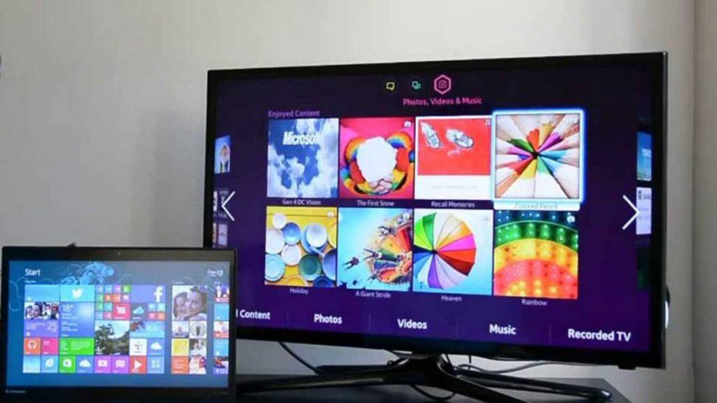 Cómo ver la pantalla del PC en la TV