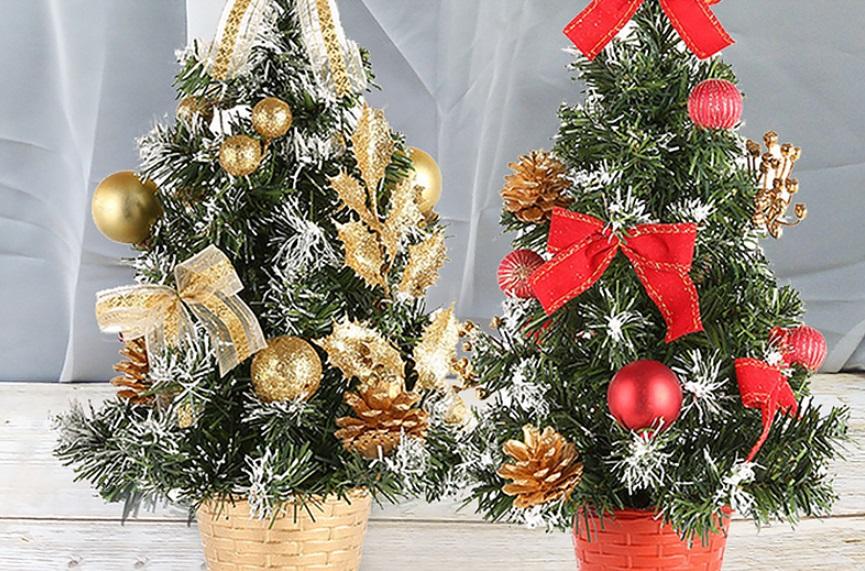 árbol de navidad mini