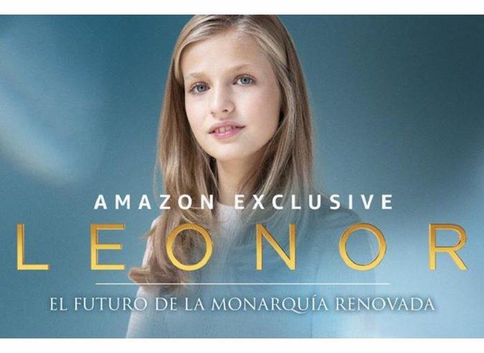 Así es Leonor según el documental de Amazon Prime